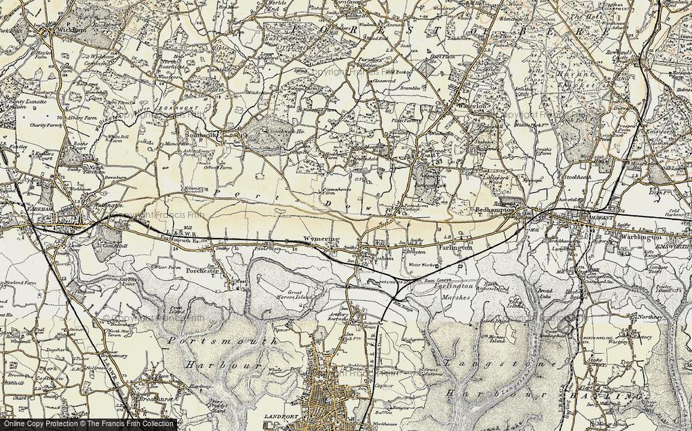 Wymering, 1897-1899