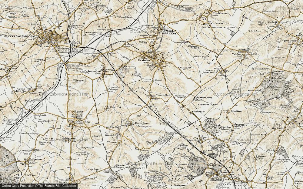 Wymington, 1898-1901