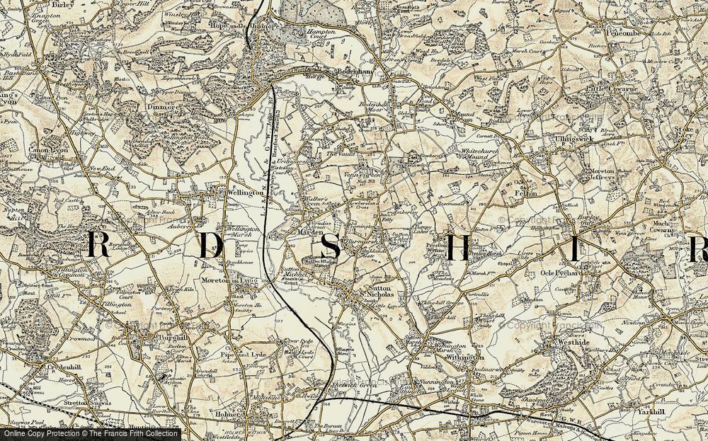 Wymm, The, 1899-1901