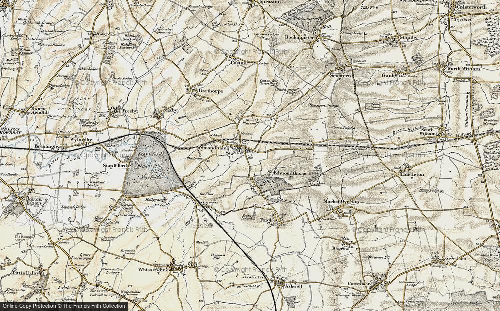 Wymondham, 1901-1903