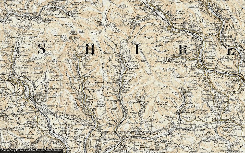 Wyndham, 1899-1900