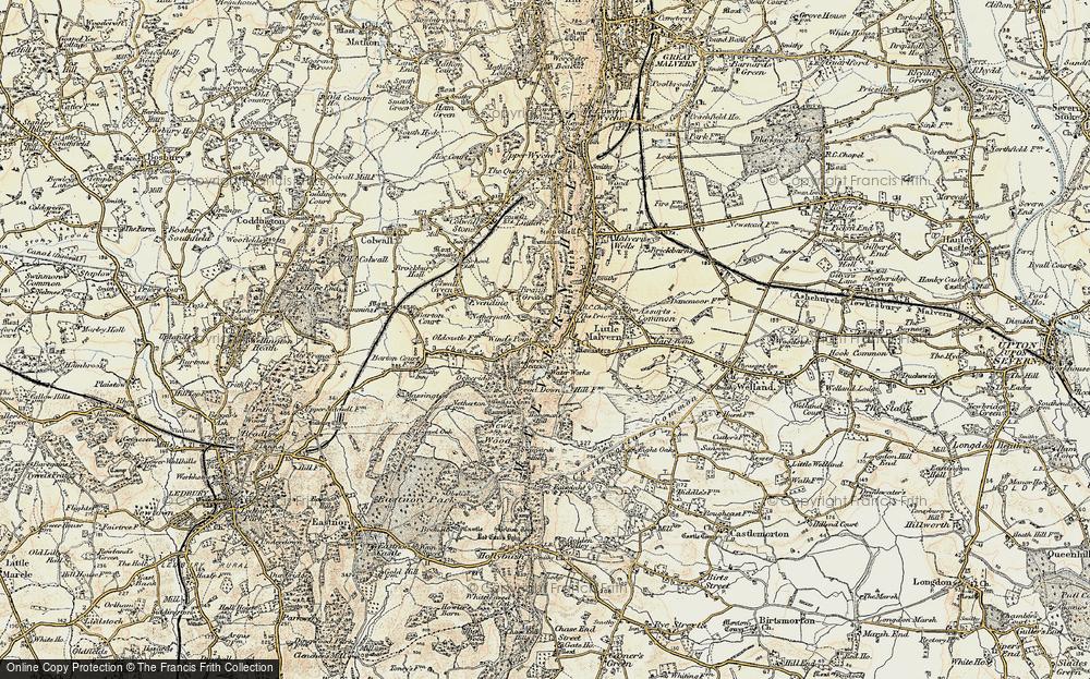 Wynds Point, 1899-1901