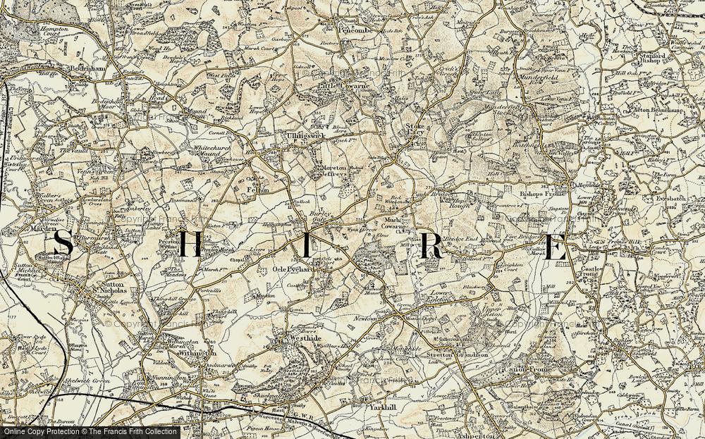 Wynn's Green, 1899-1901