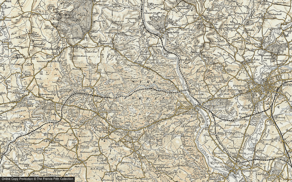 Wyre Forest, 1901-1902