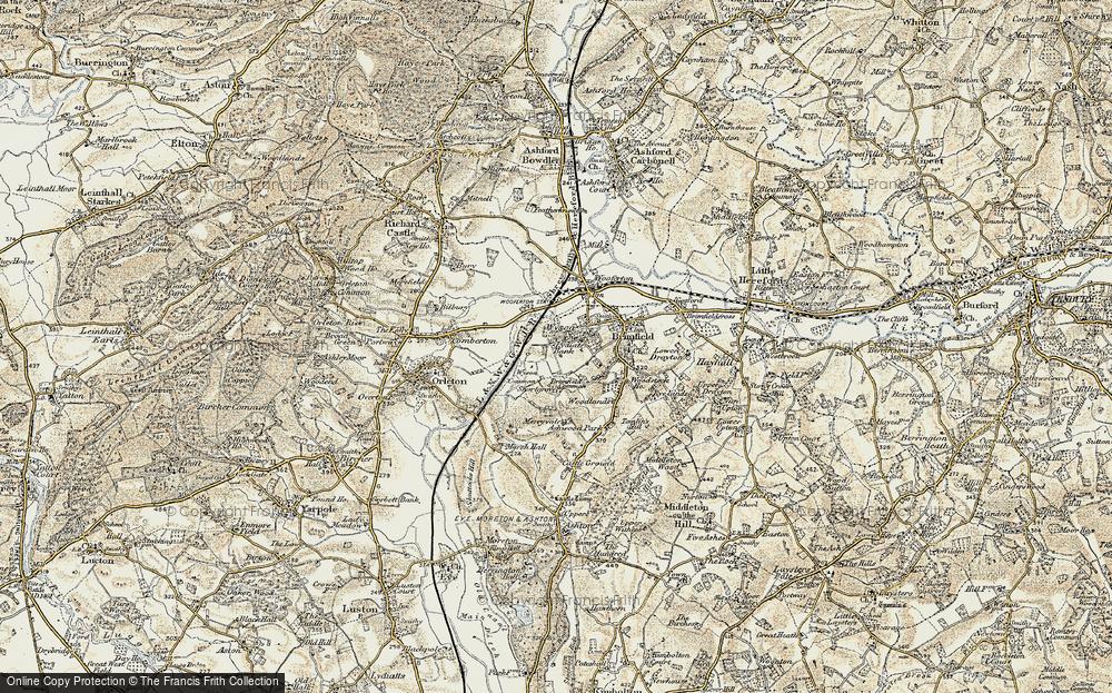 Wyson, 1901-1902