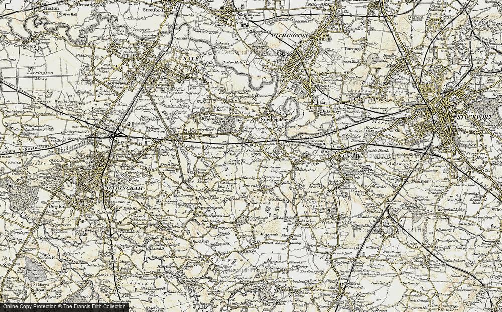 Wythenshawe, 1903