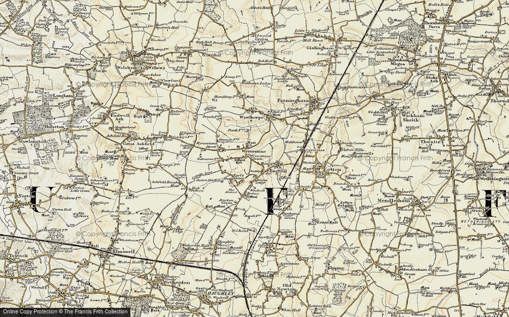 Wyverstone, 1901