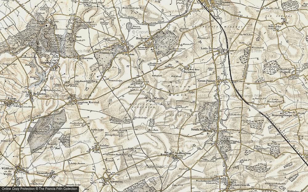Wyville, 1902-1903