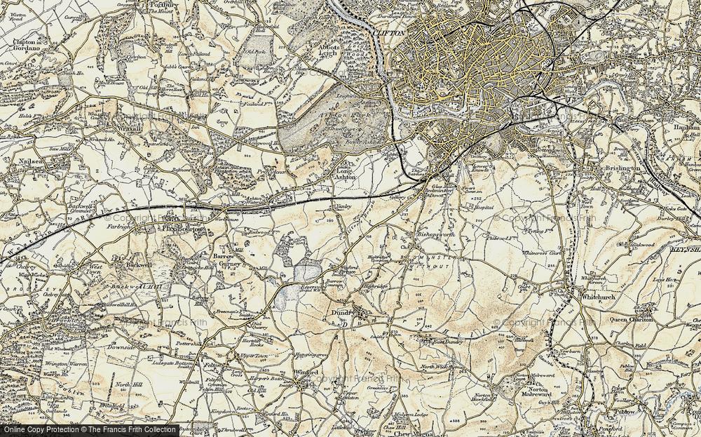 Yanley, 1899