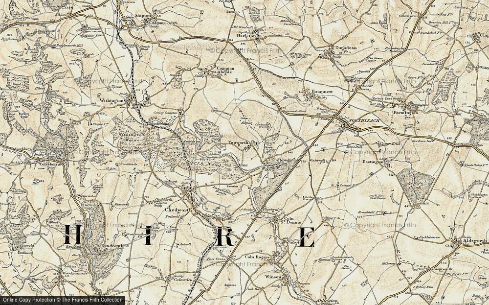 Yanworth, 1898-1899
