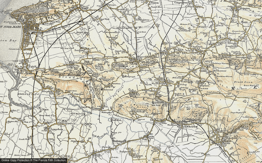 Yarberry, 1899-1900
