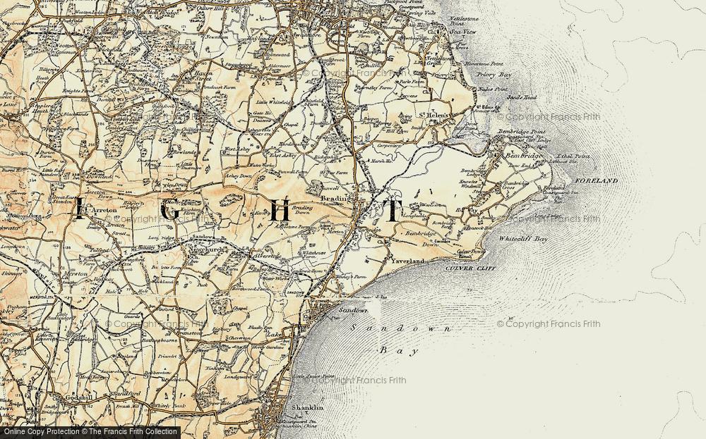 Yarbridge, 1899