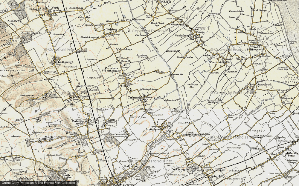 Yarburgh, 1903