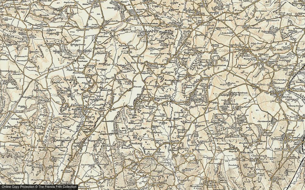 Yarcombe, 1898-1900