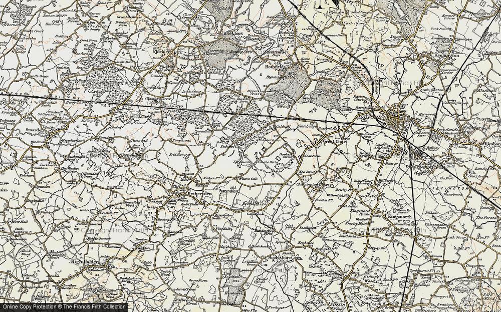 Yardhurst, 1897-1898