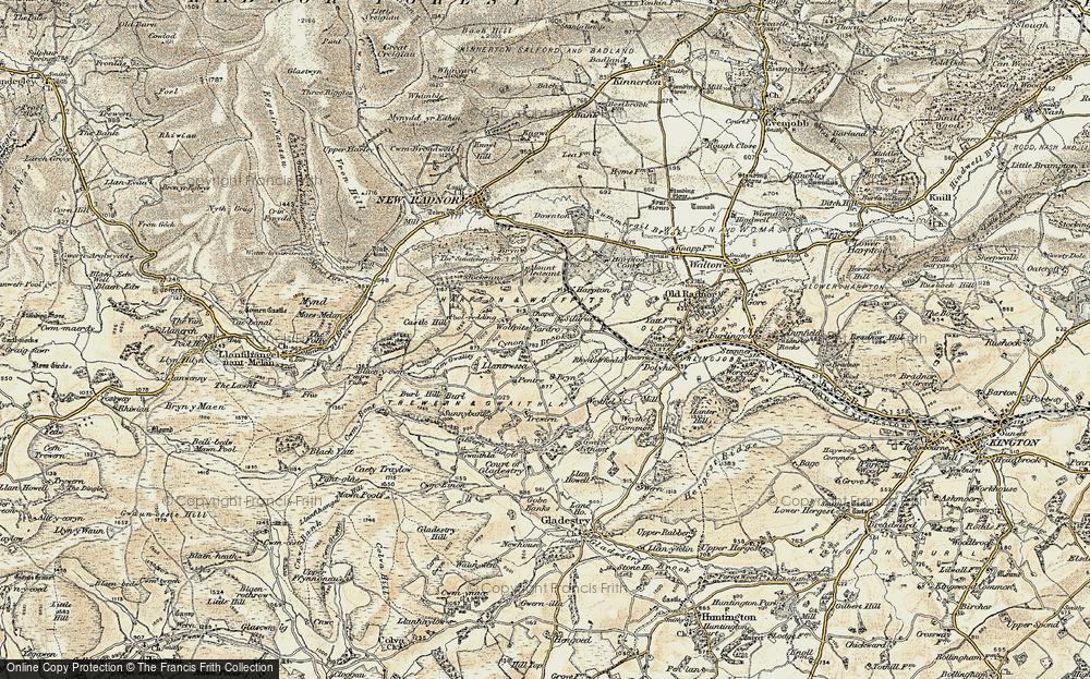 Yardro, 1900-1903