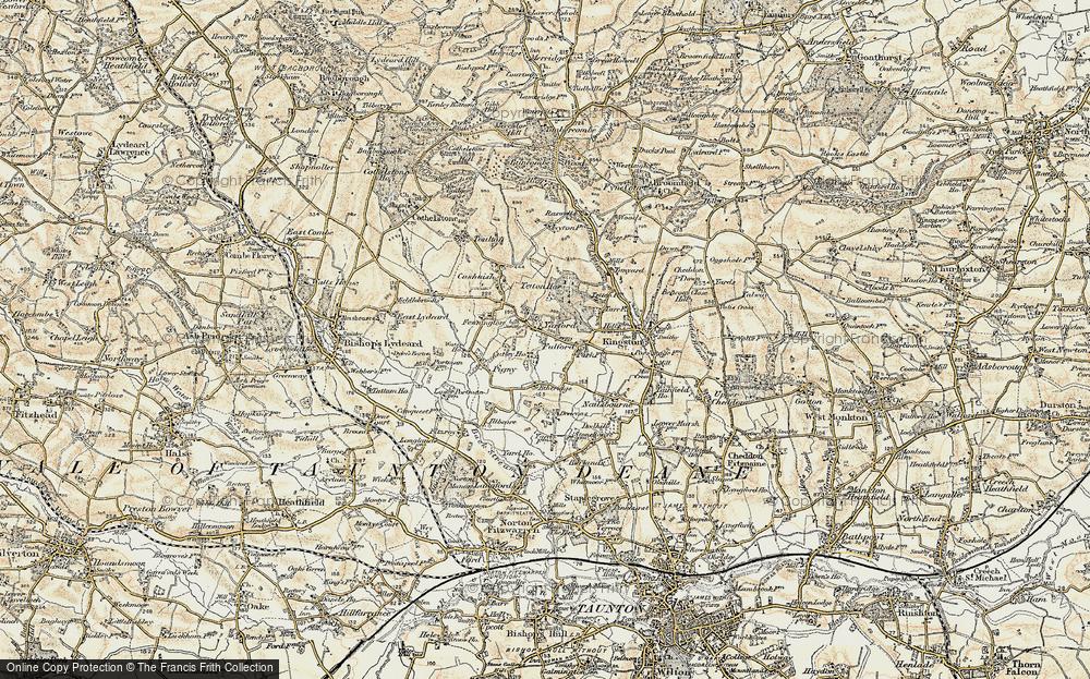 Yarford, 1898-1900
