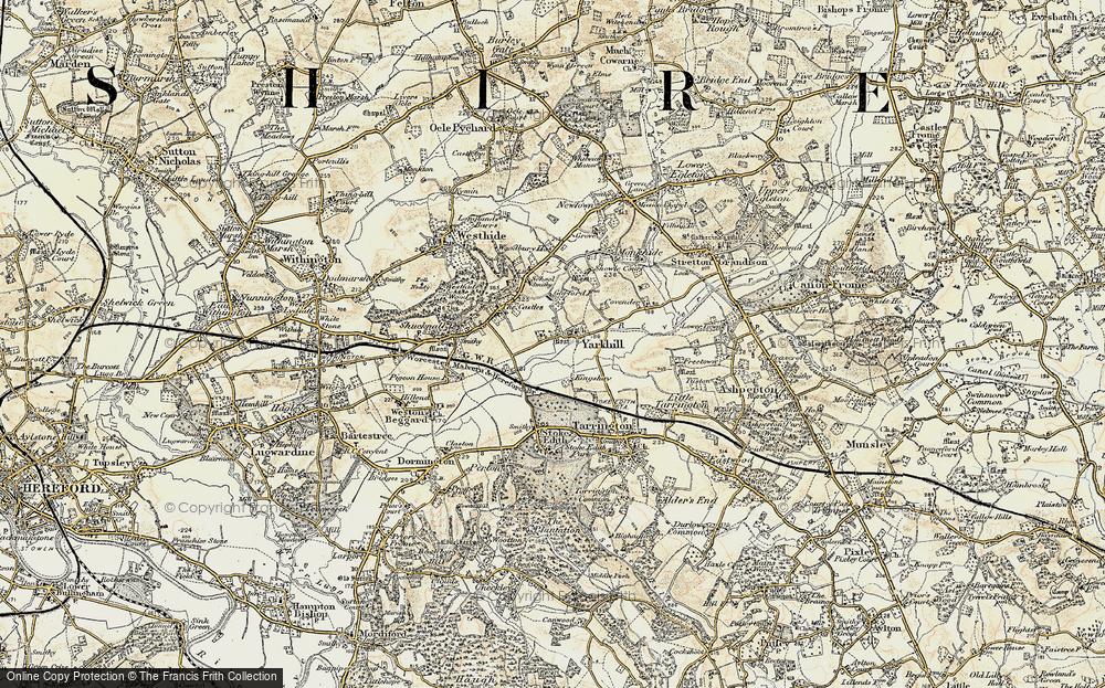 Yarkhill, 1899-1901