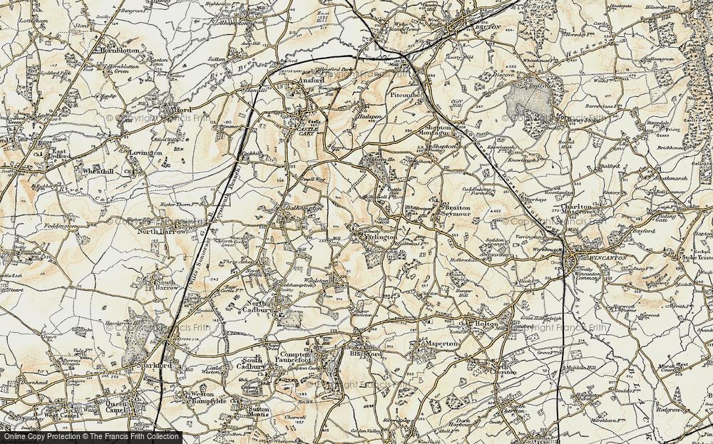 Yarlington, 1899