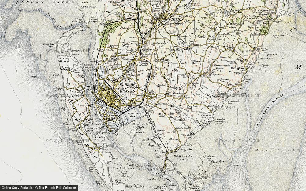 Yarlside, 1903-1904