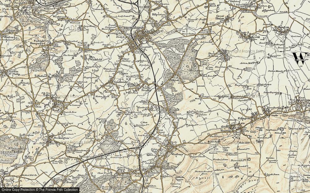 Yarnbrook, 1898-1899