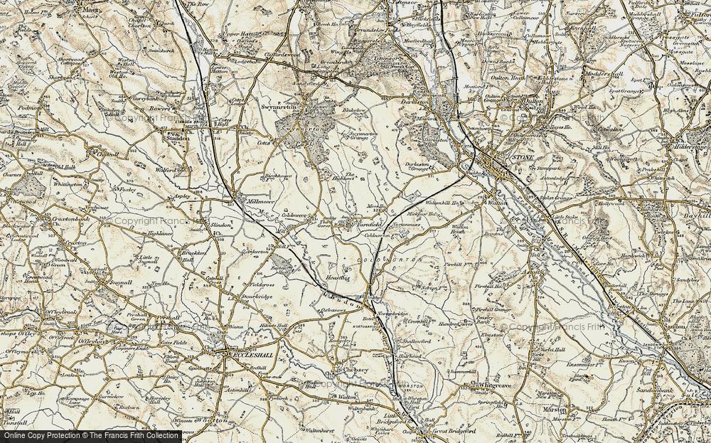 Yarnfield, 1902