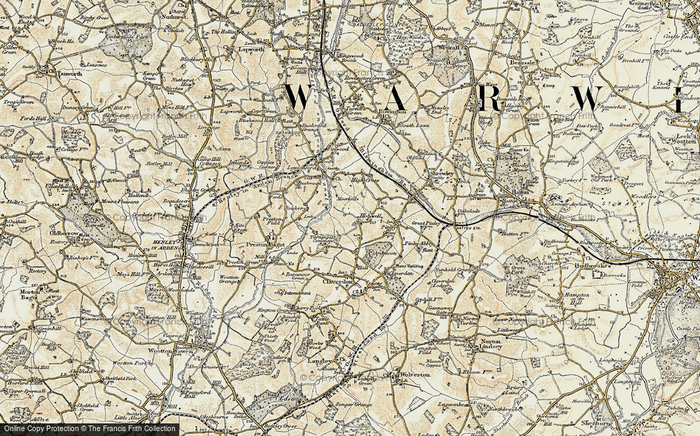 Yarningale Common, 1901-1902