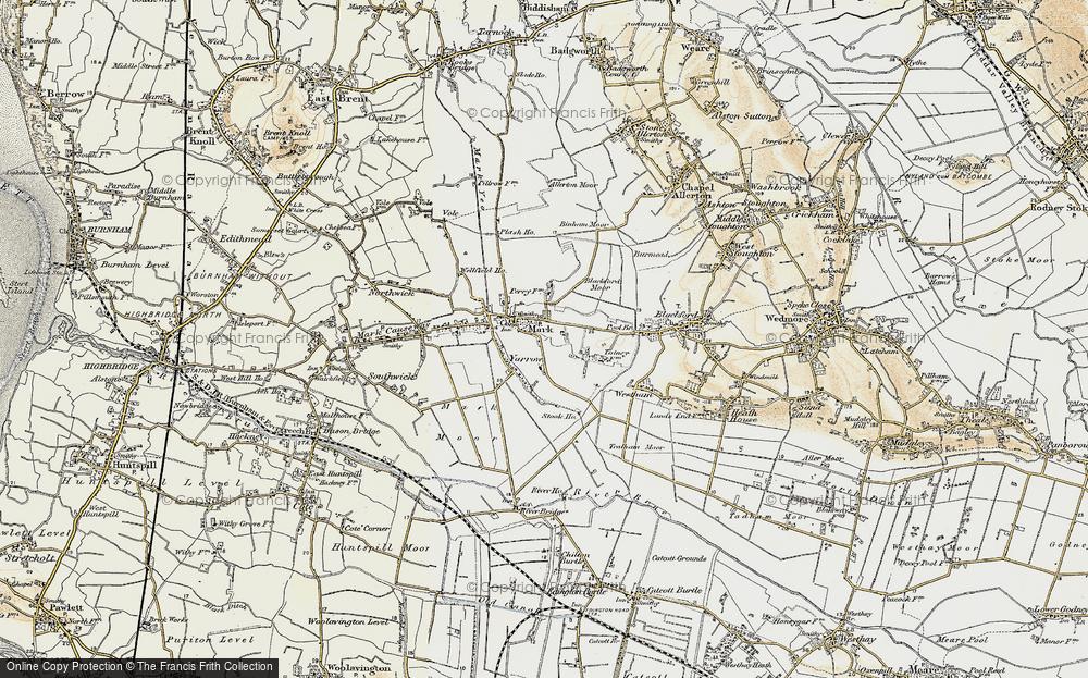 Yarrow, 1899-1900