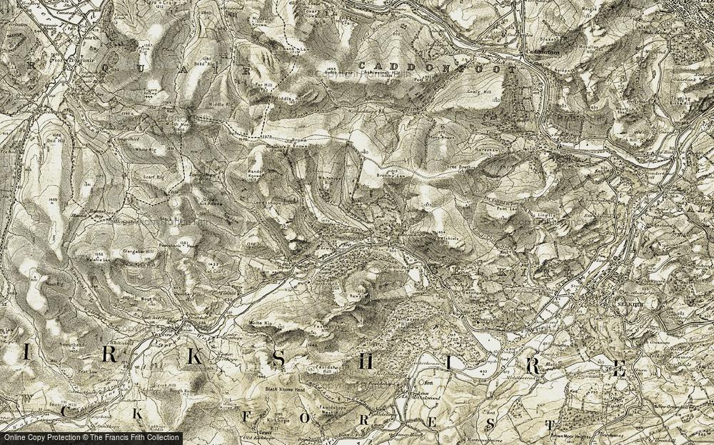 Yarrowford, 1904