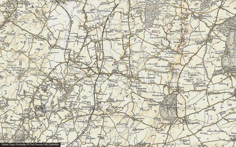 Yate, 1898-1899