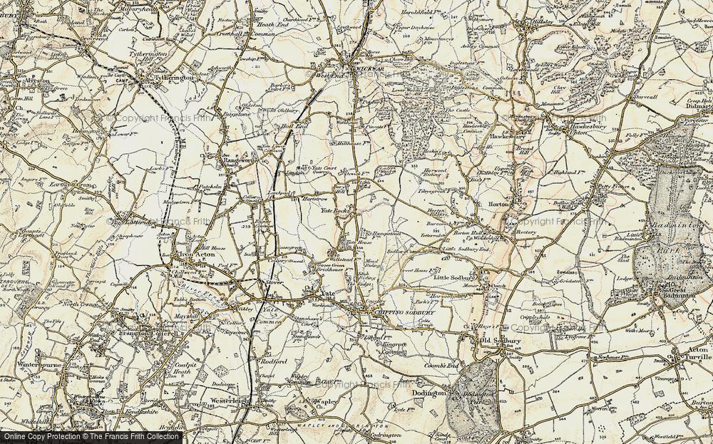 Yate Rocks, 1898-1899