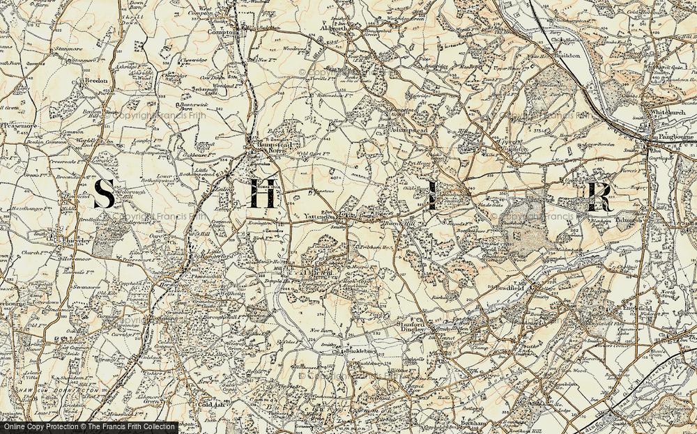 Yattendon, 1897-1900