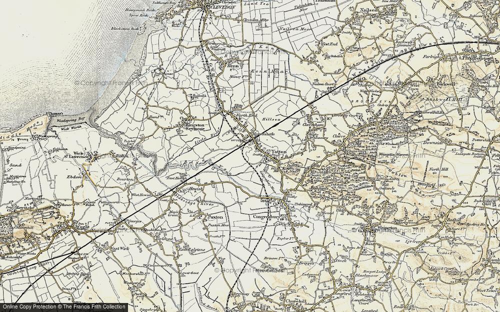 Yatton, 1899-1900