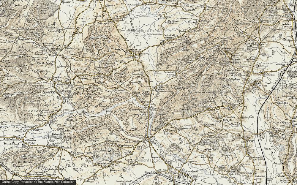 Yatton, 1901-1903
