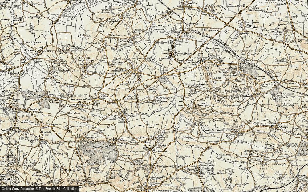 Yeabridge, 1898-1900