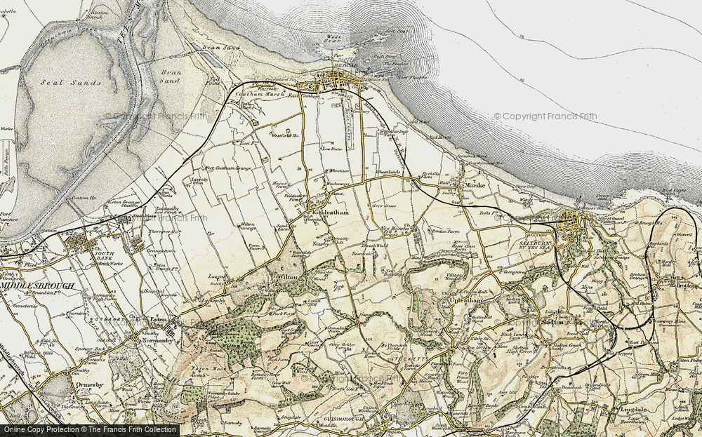 Yearby, 1903-1904