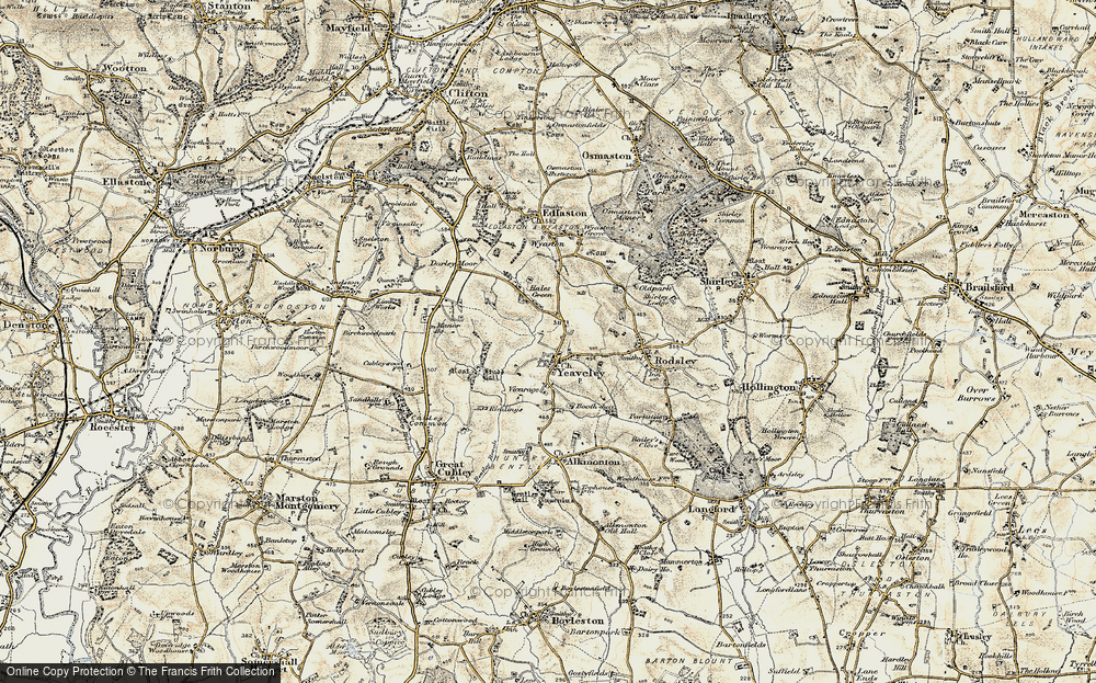 Yeaveley, 1902
