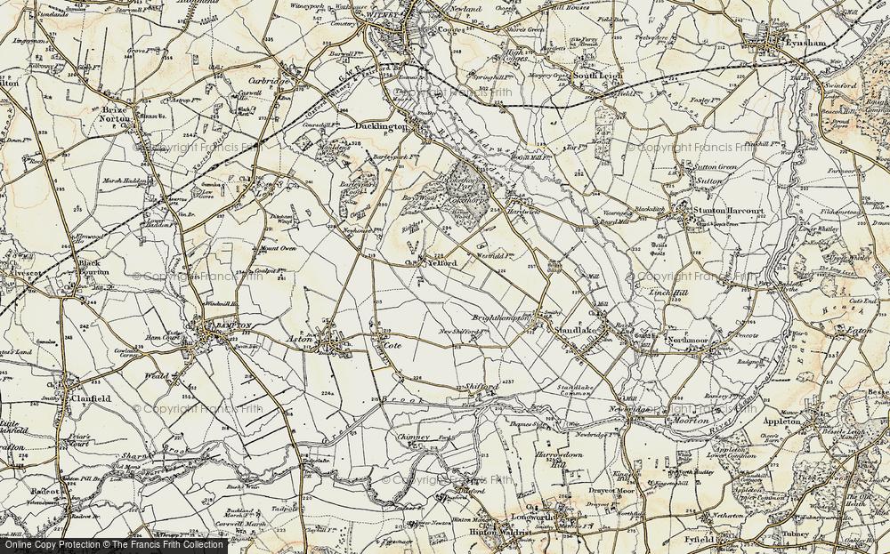 Yelford, 1897-1899