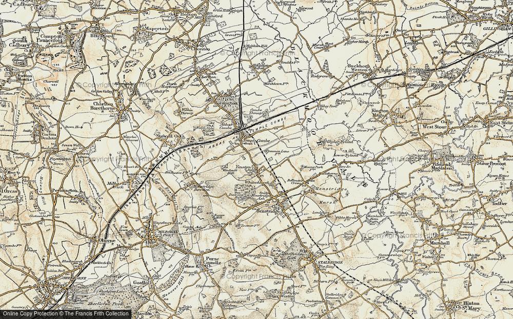 Yenston, 1897-1909
