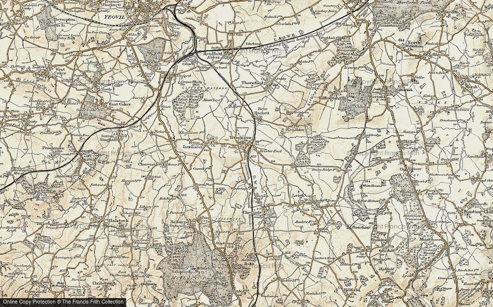 Yetminster, 1899
