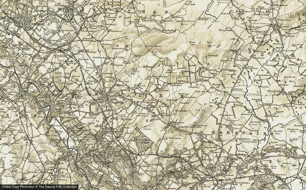 Yieldshields, 1904-1905