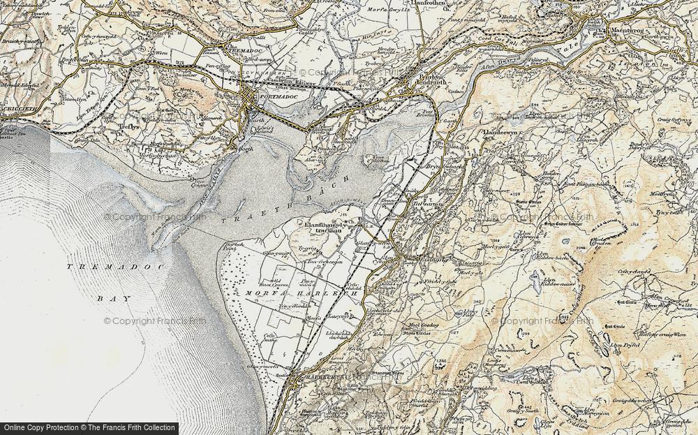 Ynys, 1903