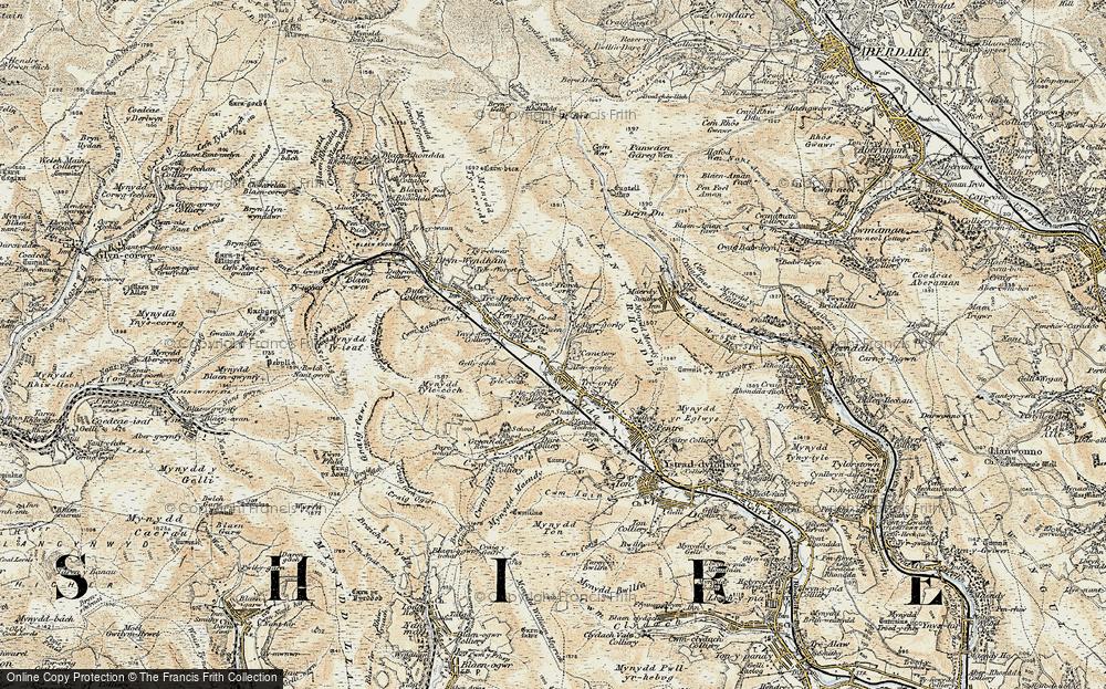 Ynyswen, 1899-1900