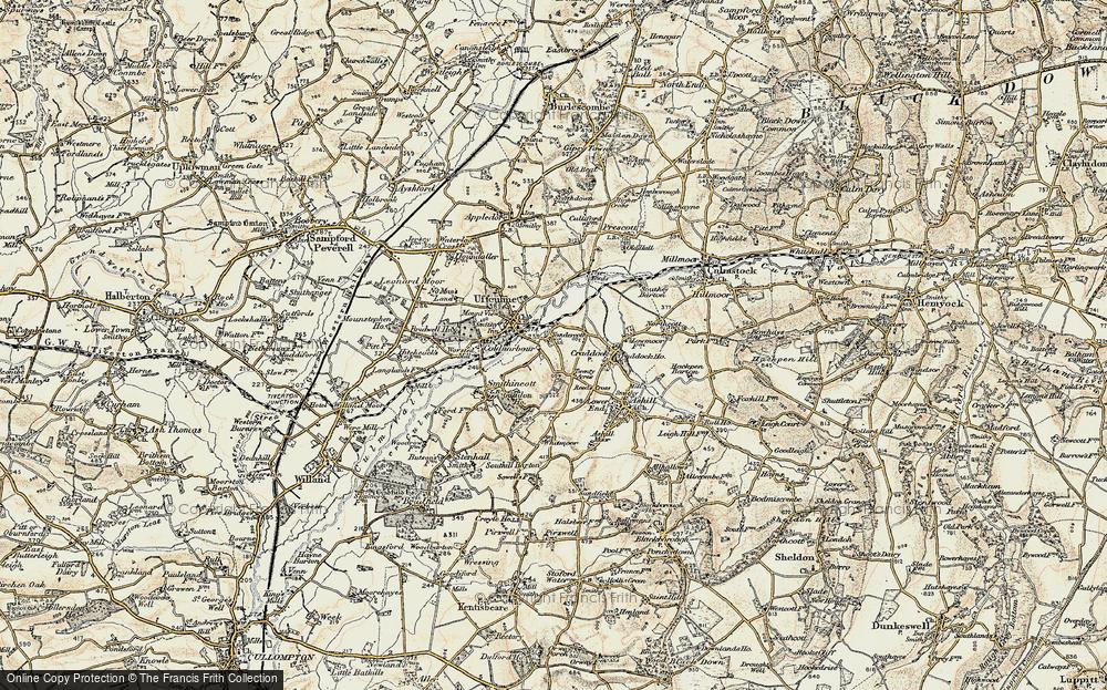 Yondercott, 1898-1900