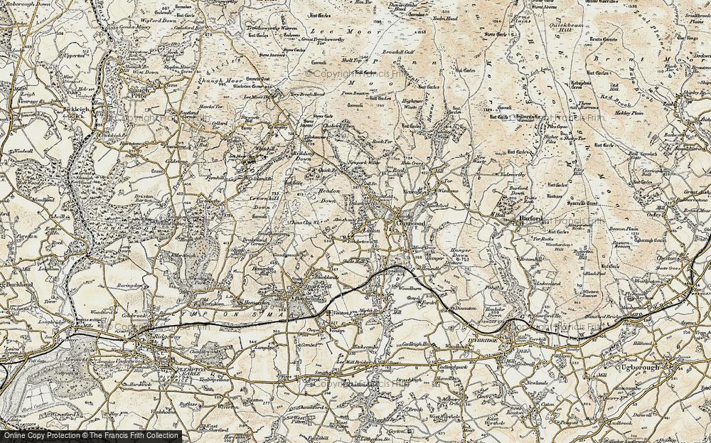 Yondertown, 1899-1900