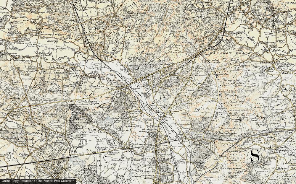 York Town, 1897-1909