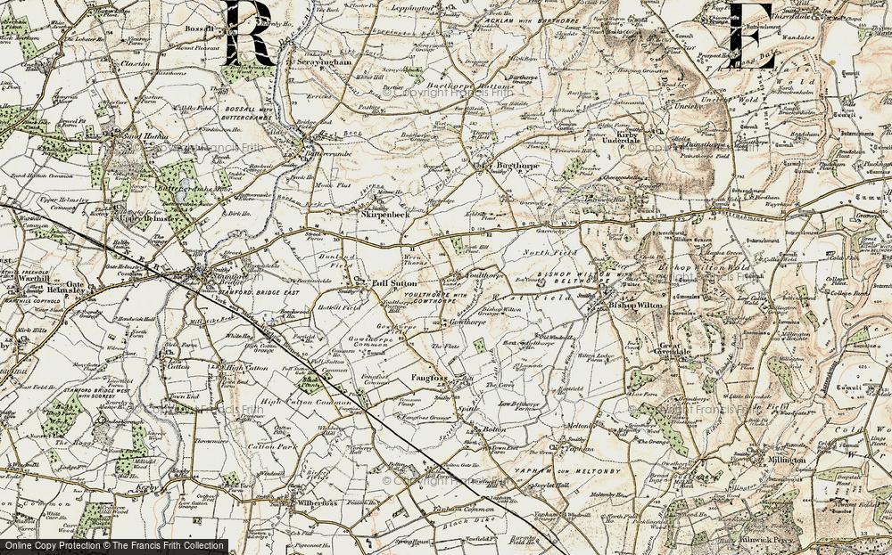 Youlthorpe, 1903-1904