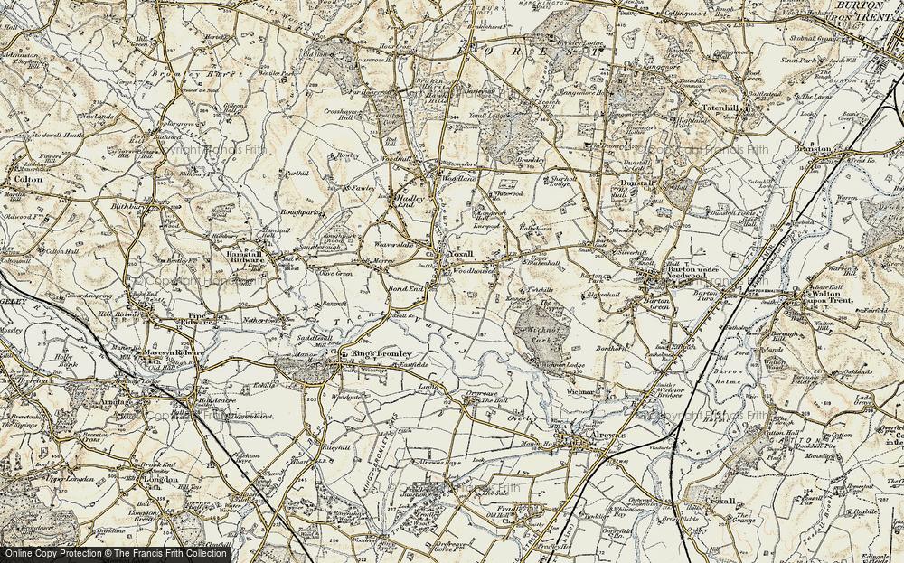 Yoxall, 1902