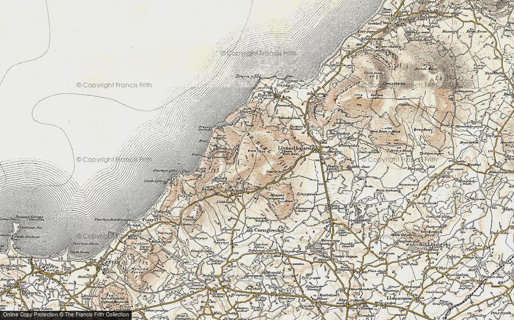Yr Eifl, 1903