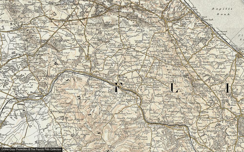 Ysceifiog, 1902-1903